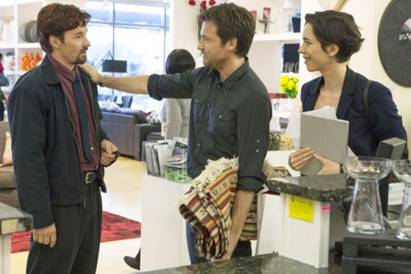 Joel Edgerton Jason Bateman Rebecca Hall El Regalo