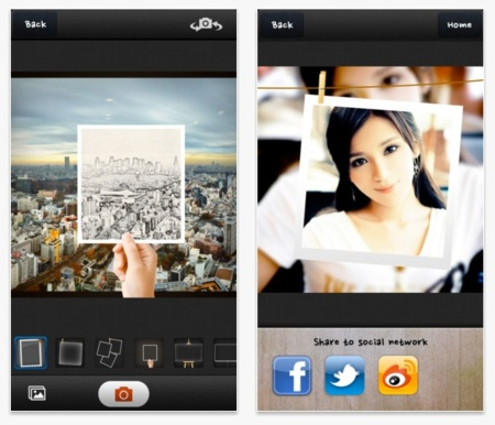 Aplicaciones foto gratis PIP Camera
