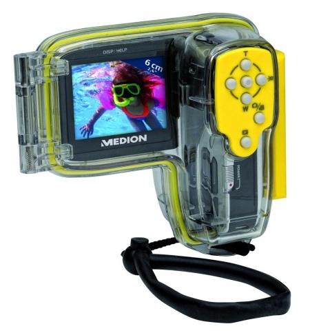 Medion presenta nuevas cámaras para el ocio veraniego