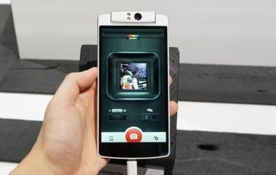 El Polaroid Selfie desata la ira de Oppo, ¿plagio de los N1 y N3?
