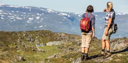 La mochila Kanken se posiciona cada vez más como un accesorio de moda