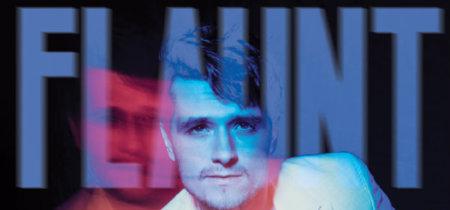 Josh Hutcherson, de 'Los juegos del hambre', de riguroso blanco en la portada de la revista Flaunt
