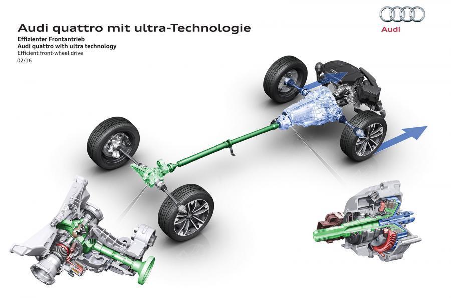 Foto de Audi Ultra Quattro (1/4)