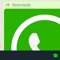 Cómo reenviar un mensaje de WhatsApp sin que aparezca como Reenviado