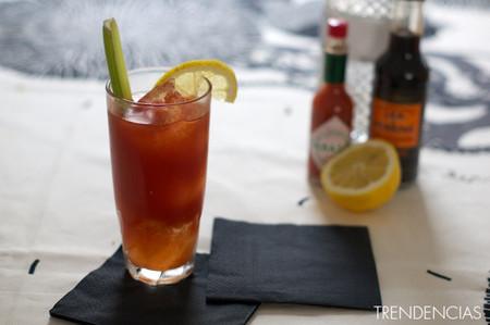 cócteles para el día de la madre - bloody mary