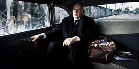 Gorbachev imagen de Louis Vuitton