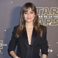 El mega lazo que Hiba Abouk no debió ponerse para el estreno de Star Wars
