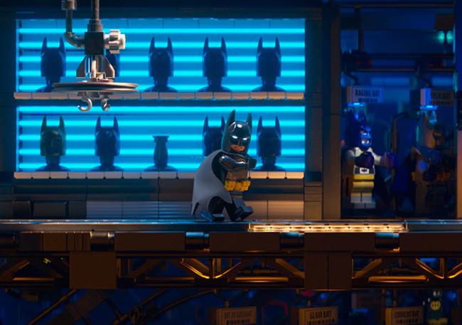 El Batman de Lego