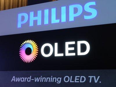 Philips presenta su nueva gama de televisores para 2018: apuesta total por el OLED