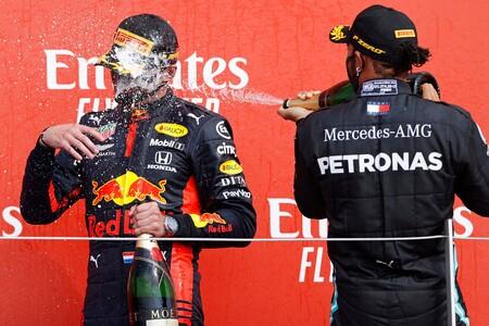 Hamilton Verstappen F1 2020