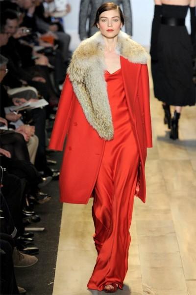 Tendencias Otoño-Invierno 2012/2013: la mujer de rojo