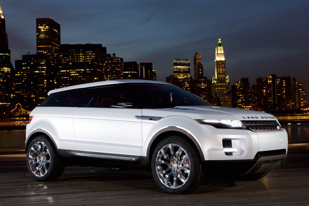 Foto de Land Rover LRX Concept (31/49)