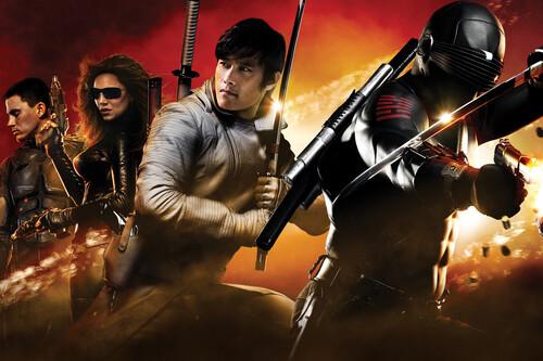 'G.I. Joe': ya no se hacen blockbusters como la película de Stephen Sommers