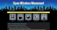 El primer firmware  de la  Open Wireless Movement para compartir el WiFi ya está disponible