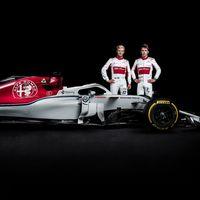 Alfa Romeo regresa a la Fórmula 1 después de 30 años de ausencia