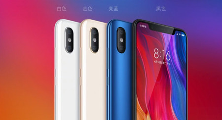 El Xiaomi Mi 8 en cinco claves: Face ID, doble cámara, notch, GPS de precisión extrema y MIUI 10