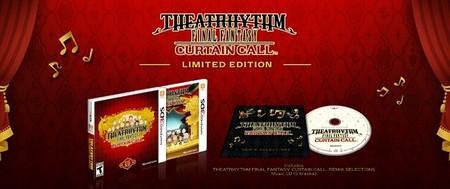 Theatrhythm Final Fantasy Curtain Call llegará el 19 de septiembre acompañado de una edición especial