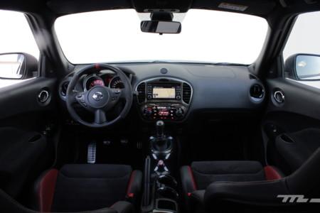 Nissan Juke Nismo Rs 2016 Prueba 345