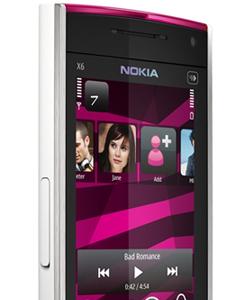 Nokia X6 16GB, dispuesto a conquistar el mercado