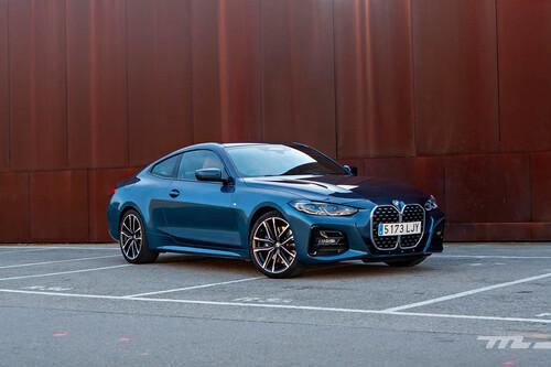 Probamos el BMW 420i Coupé, un gran turismo que marida el placer de conducir con un exuberante diseño