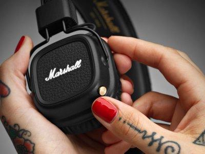 Marshall lanza Major II Bluetooth, sus nuevos auriculares inalámbricos a precio asequible