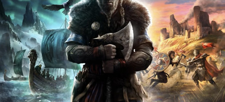 Ubisoft desvela 'Assassin's Creed Valhalla', la nueva entrega de la saga, ambientada en la civilización vikinga