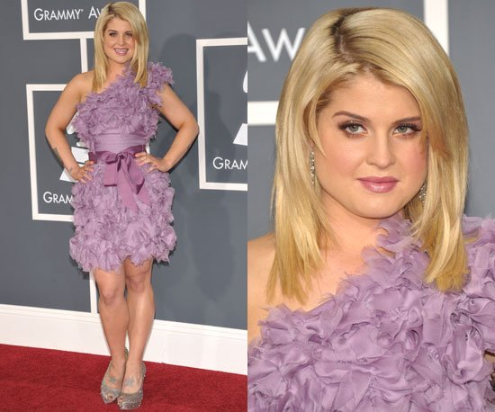 kelly osbourne grammy 2011