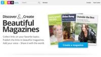Zeen, el nuevo proyecto de AVOS para crear revistas virtuales: lo probamos