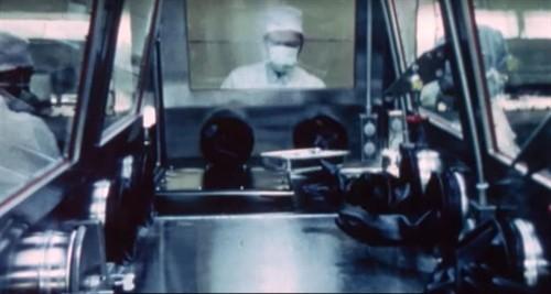 La NASA publica imágenes nunca antes vistas de cómo buscaron señales de vida en las muestras lunares del Apolo 11