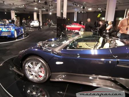 The Ultimate Car Collection en el British Motor Show 2008