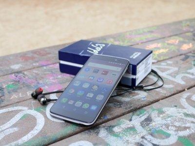El Alcatel OneTouch Idol 3 es el siguiente en recibir Android Marshmallow: el malvavisco se extiende