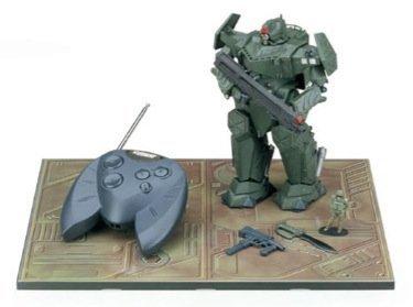 Gunwalker, robot andarín a radiocontrol