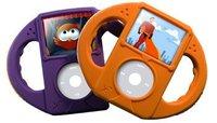 Tadpole: carcaza protectora del Ipod diseñada para niños