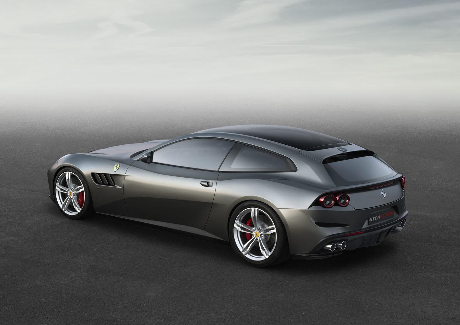 Foto de Ferrari GTC4Lusso (9/9)