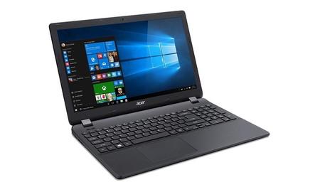 Y un poquito más barato todavía: el básico Acer Extensa 2519-C8HV, en el Super Weekend de eBay se queda en sólo 219 euros