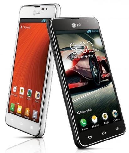 LG Optimus F5 y F7, presentados oficialmente