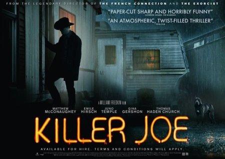 'Killer Joe', tráiler y dos carteles más de la nueva película de William Friedkin