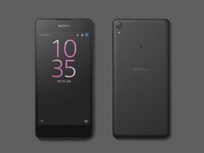Sony revela por error el Xperia E5