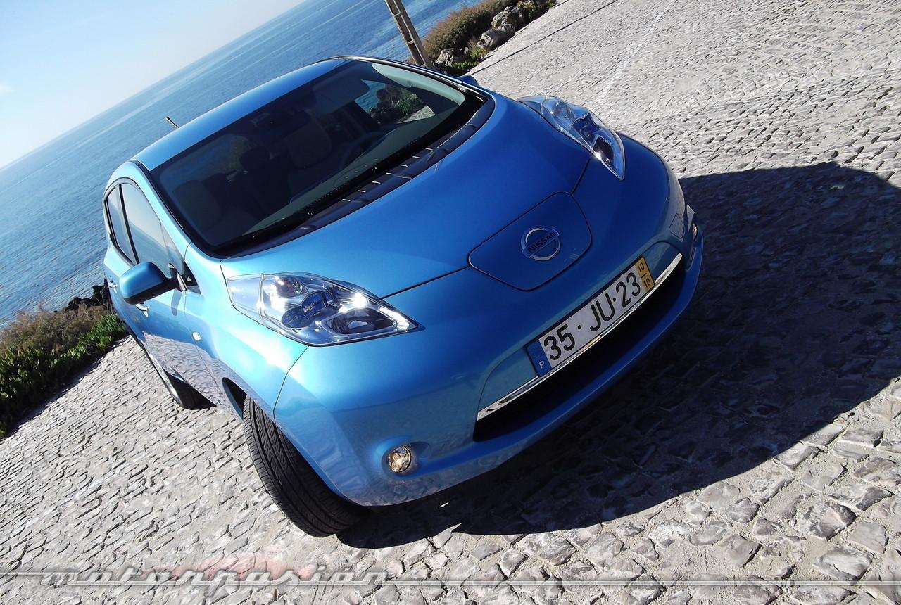 Foto de Nissan Leaf (presentación) (14/58)