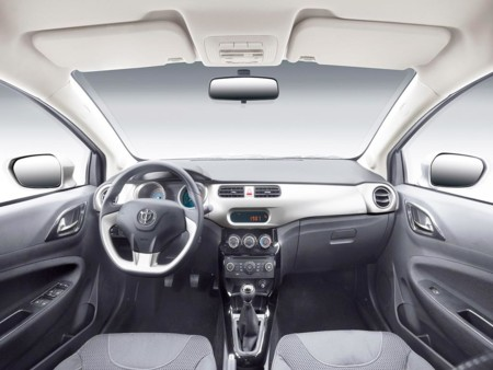 Brilliance H220 Interior