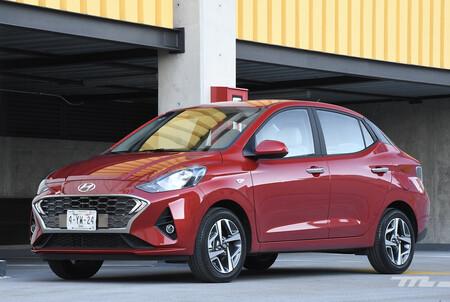 Hyundai Grand I10 Sedan 2021 Opiniones Prueba Mexico 2