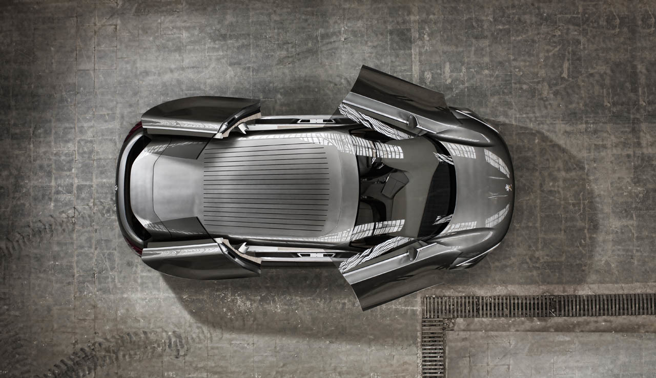 Foto de Peugeot HX1 Metamorphosis (14/17)