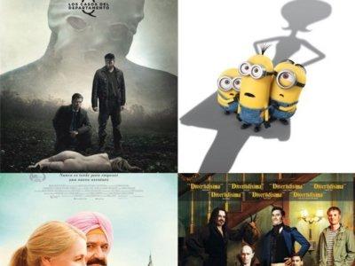 Estrenos de cine | 3 de julio | Minions, Coixet, Gondry, Akin, Grecia y asesinos de toda índole