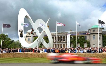 Lotus, protagonista en el Festival de la Velocidad de Goodwood