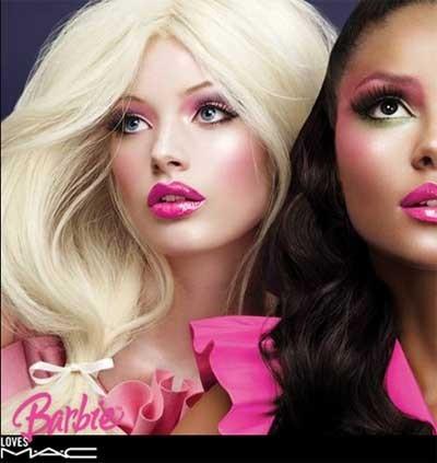 Barbie Loves MAC, el rostro de la primavera