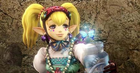 Agitha se presenta en Hyrule Warriors