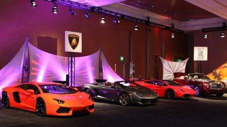 """""""The Gallery"""", el alter ego de lujo del Detroit Auto Show 2012"""
