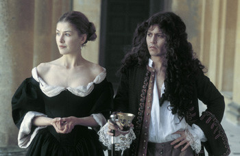 'The Libertine', ni el gran Johnny Depp la salva
