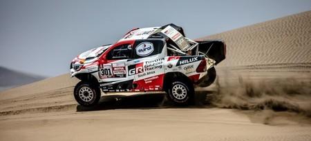 Alonso Toyota Hilux Dakar 2020