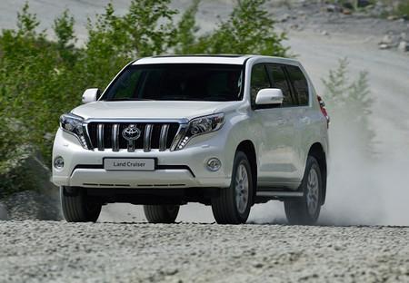 Un puñado de novedades en la gama del Toyota Land Cruiser 2014